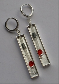 Long Pendant Earrings