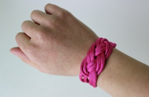 Paracord Sailor Knot Bracelet