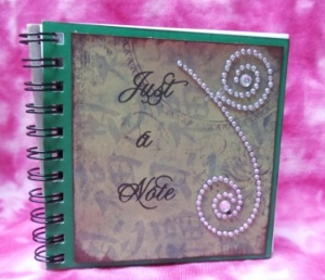 Just a Note Notebook