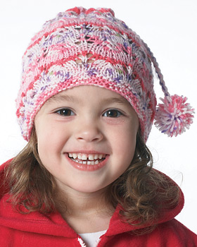 Lacy Child's Hat