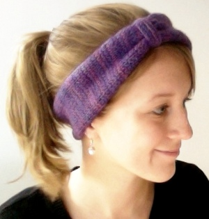 Urban Inspired Ear Warmers