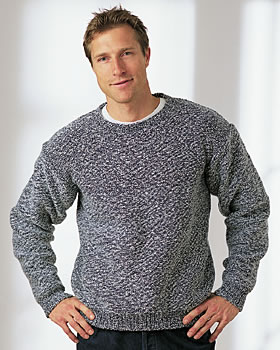 A Knit Men's Sweater | FaveCrafts.com