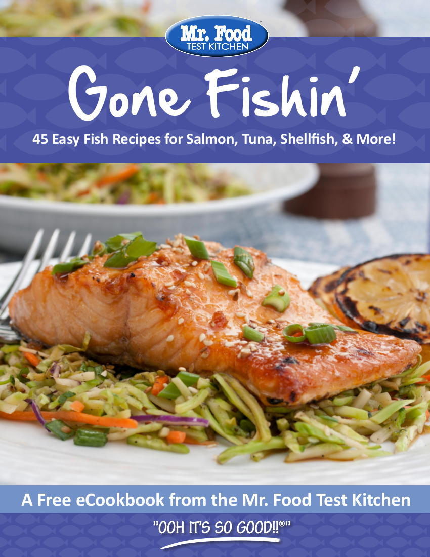 Gone Fishin' eCookbook