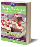"""Easy as Pie"" Recipes Free eCookbook"