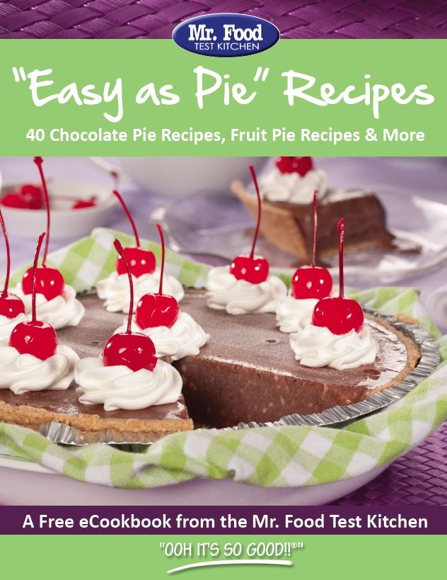 """Easy as Pie"" eCookbook"