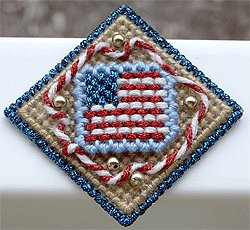 13 American Flag Decor Crafts