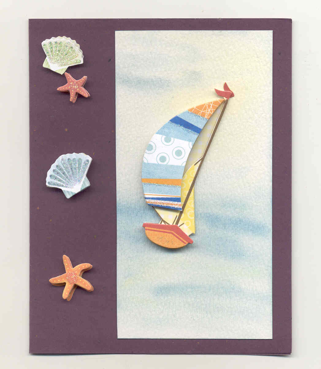 Summer Breeze Card