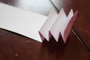 Pleated Paper Rosette