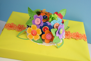 Gift Bouquet Topper