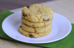 4-Ingredient Cake Mix Cookies