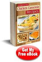 Quick and Easy Chicken Casserole Recipes eCookbook