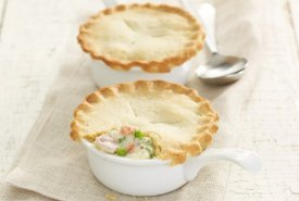 Chobani Turkey Pot Pie