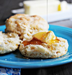 Nothing Better Buttermilk Biscuits