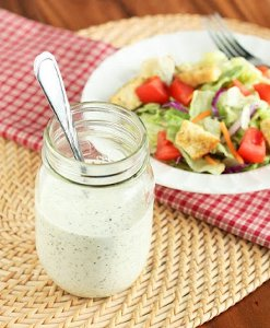 Old Spaghetti Factory Creamy Salad Dressing