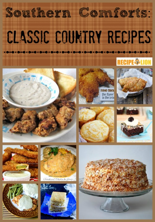 Southern-Style Recipes