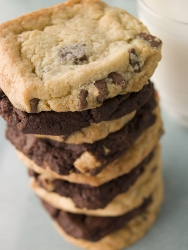 5 Easy Eggless Chocolate Chip Cookie Recipes and Cooking Tips ...