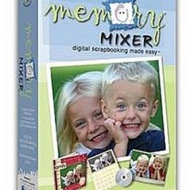 Memory Mixer Scrapbooking Software