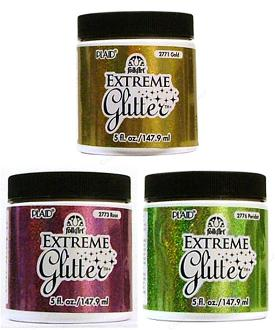extreme glitter paint