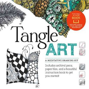 Tangle Art Kit
