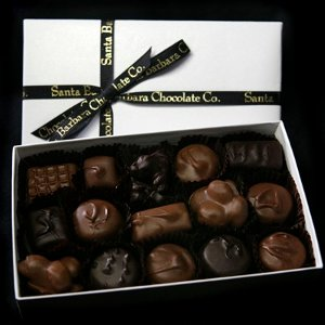 """California Collection"" Chocolate Box"