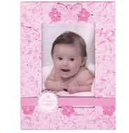 Baby Photo Scrapbook Page