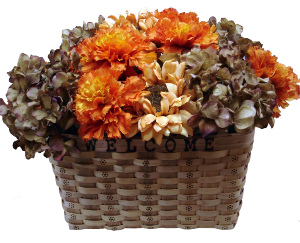 Autumn Welcome Basket