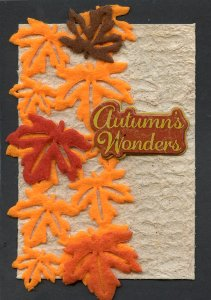 Autumn's Wonders Card