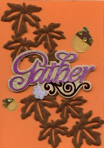 Gather Together Card