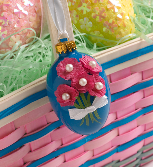 Spring Egg Ornament