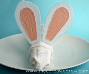 peter rabbit napkin rings