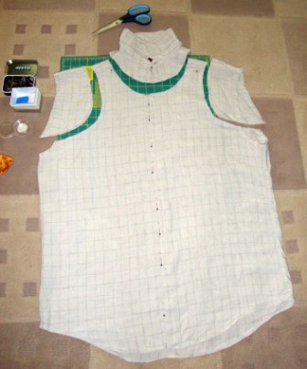 Cutting Shirt