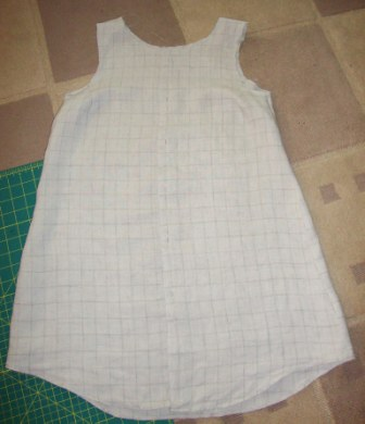 Sewing Dress