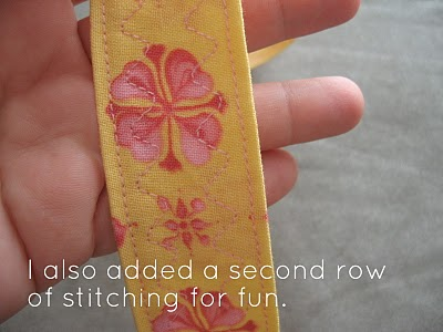 Decorative Stitching