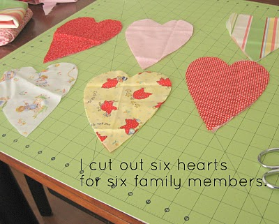 Cut-out Hearts