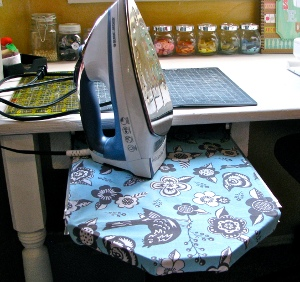 Slide-Out Ironing Board Cover