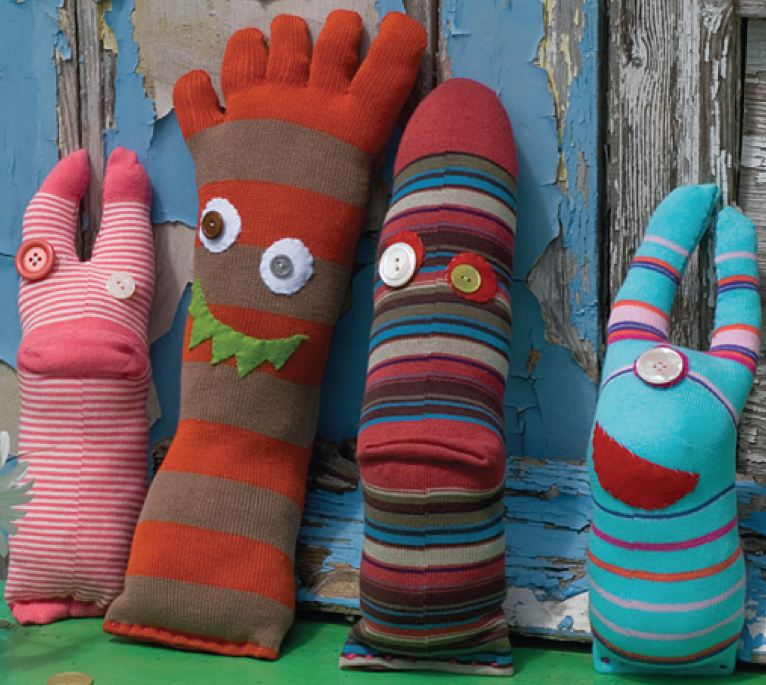 Sock Monsters