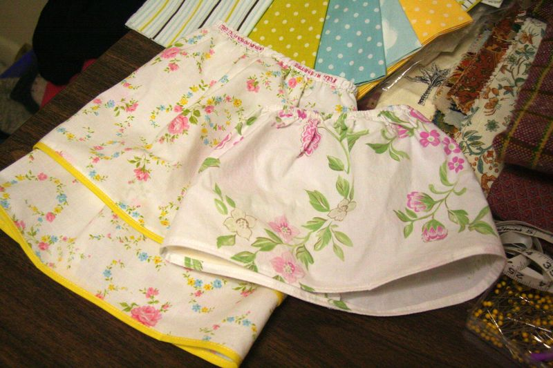 Complete Baby Skirts