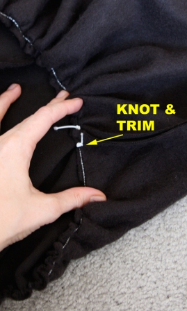 Knot and Trim
