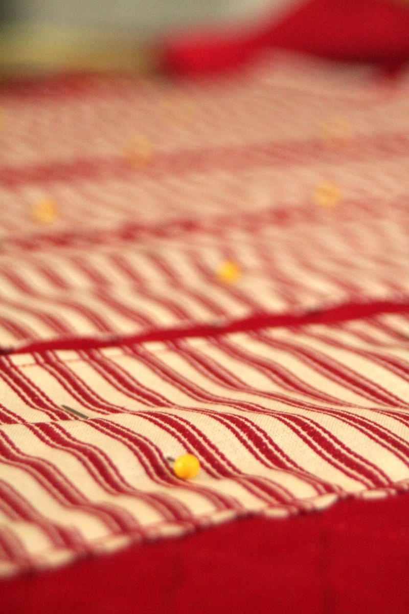 Fabric Advent Calendar 7