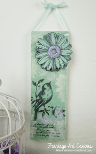 Springy Hanging Wall Decor