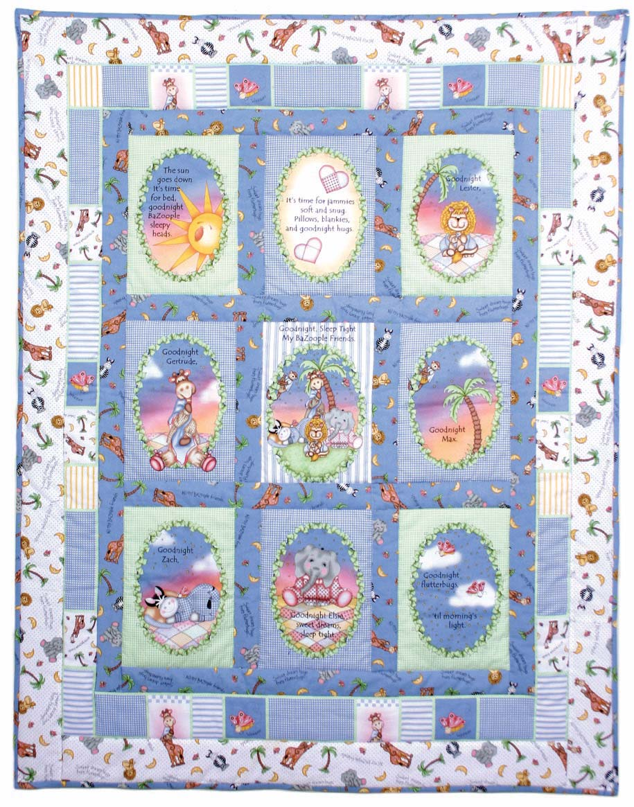 How To Make a Baby Quilt Blanket: 9 Patterns & Quilt Blocks ... : free baby quilt block patterns - Adamdwight.com