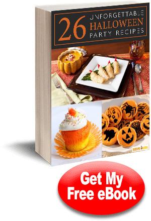 26 Unforgettable Halloween Party Recipes eCookbook
