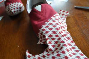 Simple Shoe Makeover