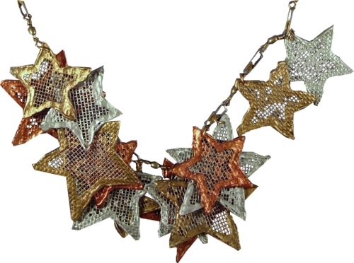 Window Screen Star Jewelry