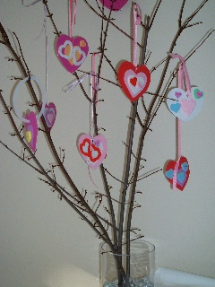 Kids' Heart Tree