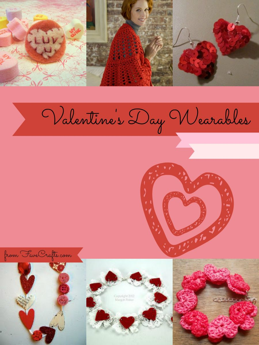 Valentine's Day Wearables