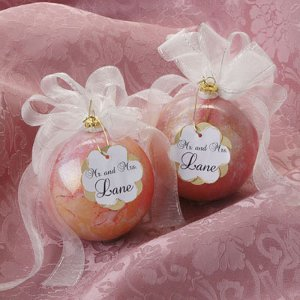 Dreamy Wedding Favors