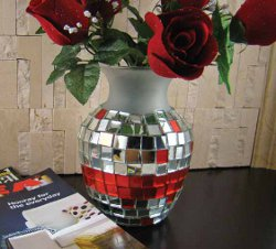 Sweet Relections Vase