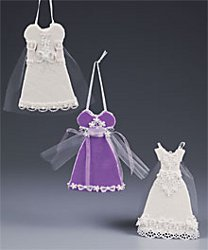 Wedding Gown Ornament