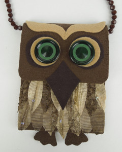 Wise Owl Purse
